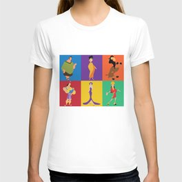 emperors new groove characters T-shirt