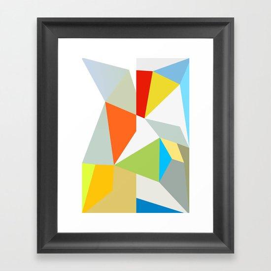 2011 Framed Art Print