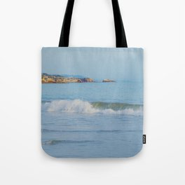 Crashing Shores Tote Bag