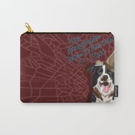 Dog Gone Dirty Carry-All Pouch