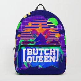 BQ Vaporwave Pyramids Backpack