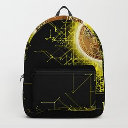 Bit Money Backpack