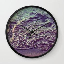 Time Stands Still Wall Clock