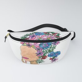 Exotic Beauty Fanny Pack
