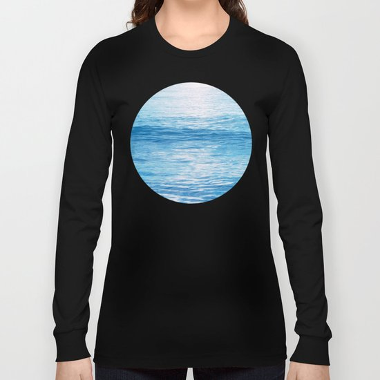 Cerulean Sea Long Sleeve T-shirt