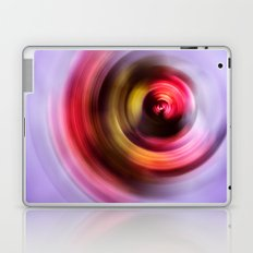 Floral Storm Laptop & iPad Skin