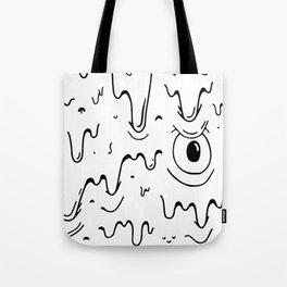 Grime Wall Tote Bag