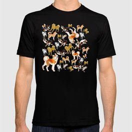 Japanese Dog Breeds T-shirt