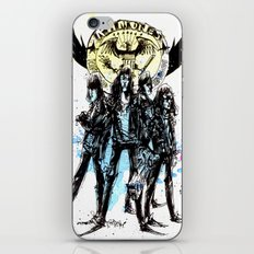 BLITZKRIEG BOP iPhone Skin