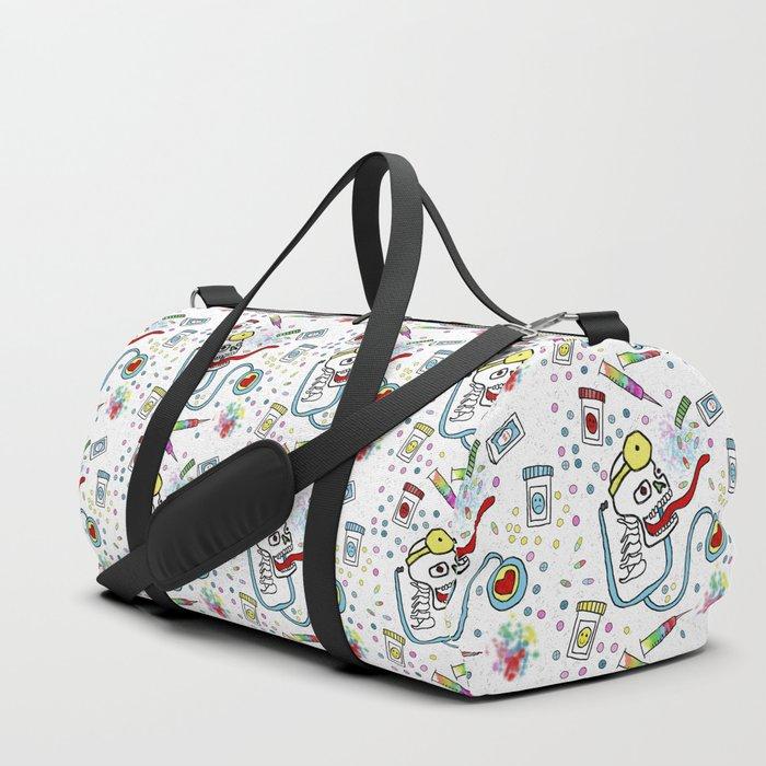 Dr. Feelgood Duffle Bag