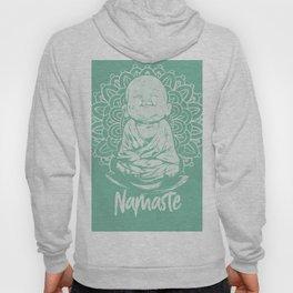 Namaste Buddha Mandala Hoody