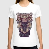 indonesia T-shirts featuring Barong Indonesia by Ahmad Mujib