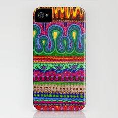 Doodle iPhone (4, 4s) Slim Case