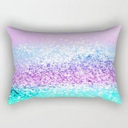Unicorn Girls Glitter #18 #shiny #decor #art #society6 Rectangular Pillow