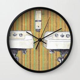 Sinks Wall Clock