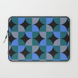 NeonBlu Squares Laptop Sleeve