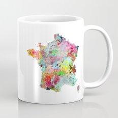 France map Mug