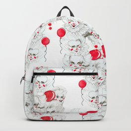 Pennywise Expressions Pattern Backpack