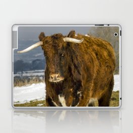 Bully The Bull On A Mission Laptop & iPad Skin