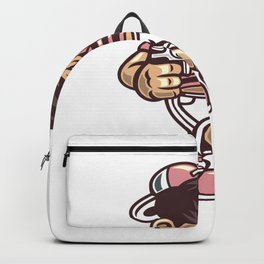 Bad Kidfor animated characters comics and pop culture lovers Backpack