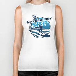 Georgian Bay SUP Biker Tank