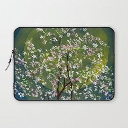 Moonlit Magnolia Laptop Sleeve