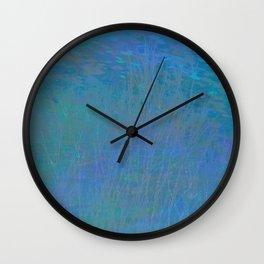 Fish Pond Wall Clock