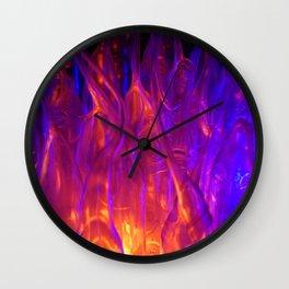 Glow! Wall Clock