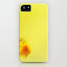 A feeling iPhone Case