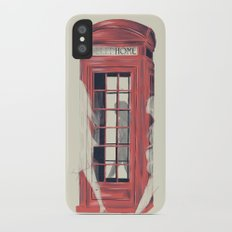 No Place Called Home Slim Case iPhone X