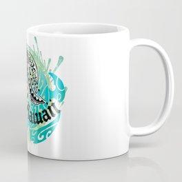 Ocean Spray Hawaiian Turtle Threads Coffee Mug