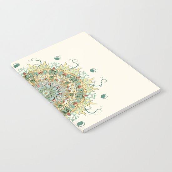 Morris Artful Artichoke Notebook