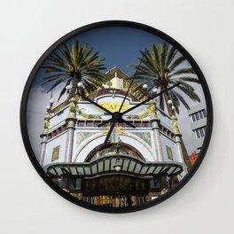Las Palmas Cafe Wall Clock