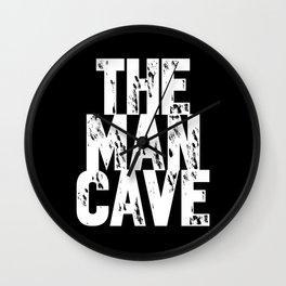 Man Cave 1 Wall Clock