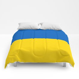 National flag of Ukraine, Authentic version (to scale and color) Comforters