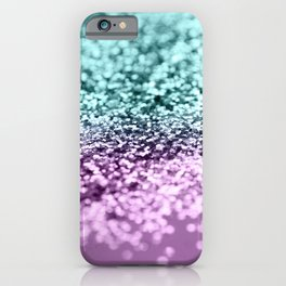 Mermaid Girls Glitter #3 #shiny #decor #art #society6 iPhone Case