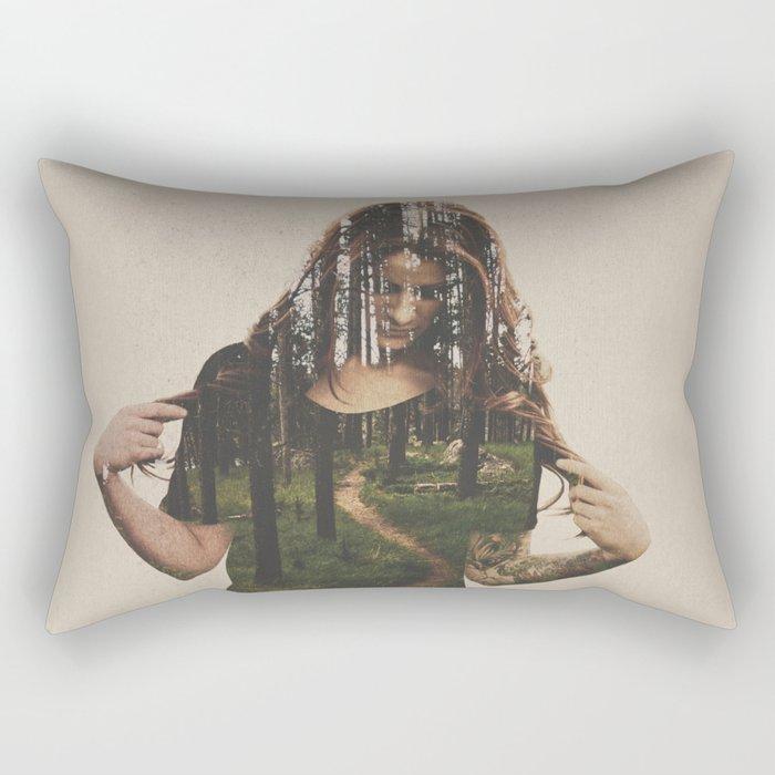 Became Rectangular Pillow