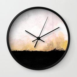Barren Wall Clock