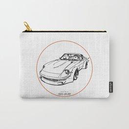 Crazy Car Art 0074 Carry-All Pouch
