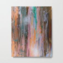 Abstract 1.5 Metal Print