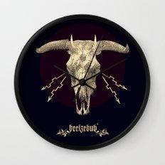 Beelzebub ♆ Wall Clock