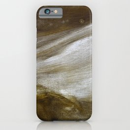 Eugene Carriere - The Contemplator - Digital Remastered Edition iPhone Case