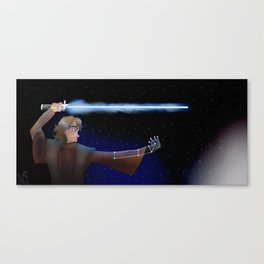 The Afterman Canvas Print