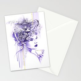 Miss Saint Petersburg Stationery Cards