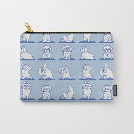Maltese Yoga Carry-All Pouch