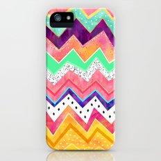 Ice Cream Land iPhone SE Slim Case