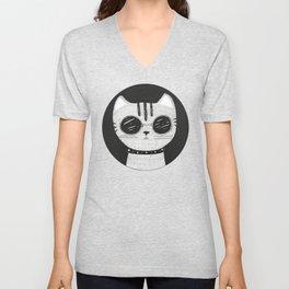 Soft Kitty Unisex V-Neck