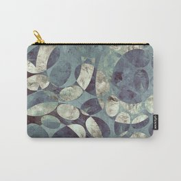 Background Metallic Ocean II Carry-All Pouch