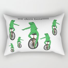 We Dem Boiz Rectangular Pillow