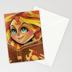 Sunset Shimmer :: Dear Princess Twilight Stationery Cards